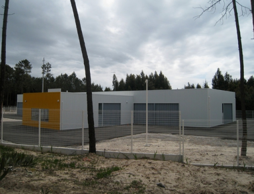 Armazéns e Oficinas da Camâra Municipal de Mira