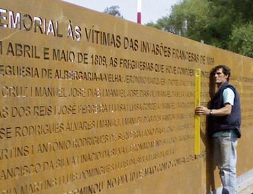 Memorial às Vitimas da Invasões Francesas
